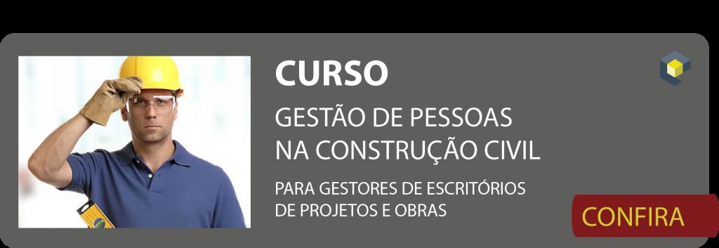 Curso Gestão de Pessoas na Construção Civil