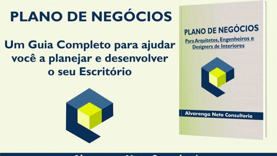 Ebook Plano de Negócios para escritório de arquitetura