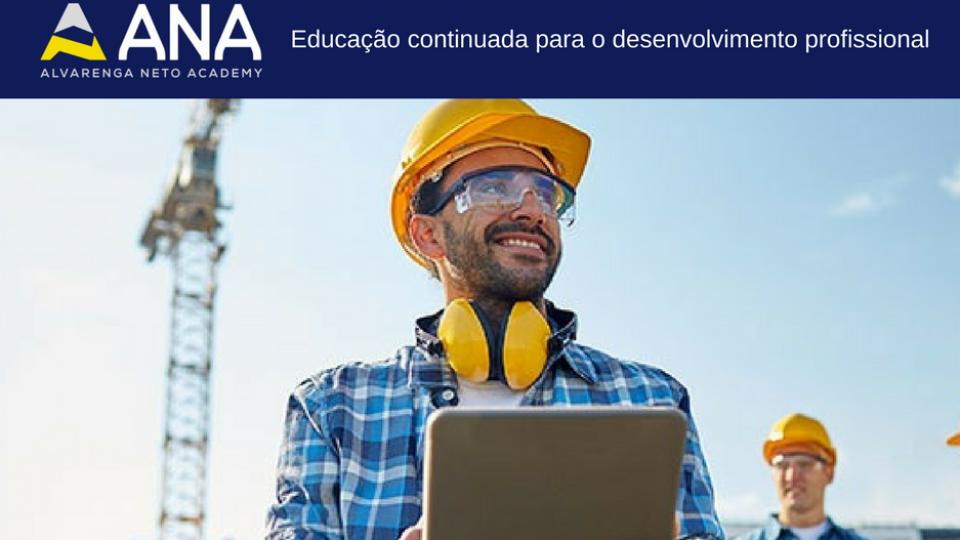 Curso de Gerenciamento de Obras na Construção Civil com o uso do MS Project-2016