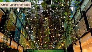 Curso de Jardins Verticais